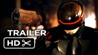 RoboCop Official Trailer (2014) - Samuel L. Jackson, Gary Oldman Movie HD