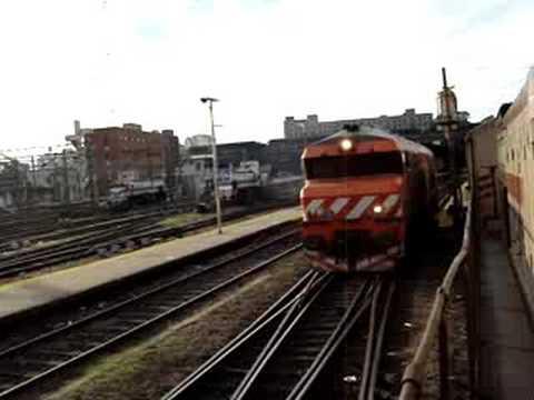 Ferrobaires Saludo entre Alstom y GT