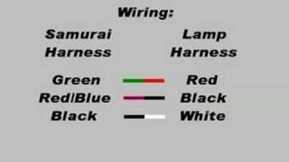 Installing LED turn signal lamps on a Suzuki Samurai - YouTubeYouTube