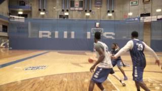 UB Bulls men's basketball starts practice