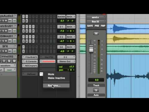 Automating an Echo in Pro Tools & Adding a Radio Effect