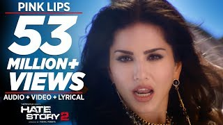 Pink Lips Full Video Song - Hate Story 2