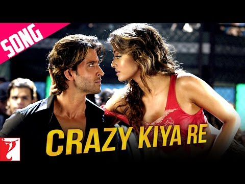 Crazy Kiya Re - Aishwariya Rai - Song - Dhoom 2
