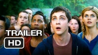 Percy Jackson: Sea of Monsters Official Trailer (2013) - Logan Lerman Movie HD