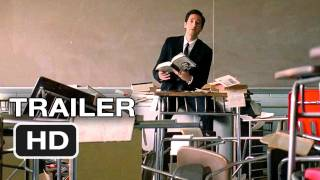 Detachment Official Trailer - Adrien Brody, Tony Kaye Movie (2012) HD