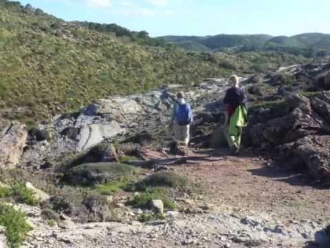Senderismo Cami de Cavalls GR 223 Menorca Reserva de la Biosfera