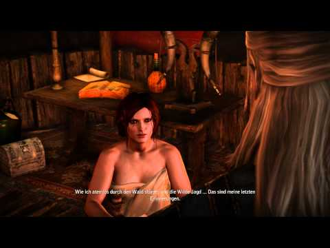 Let's Play The Witcher 2 German Teil 1 HD