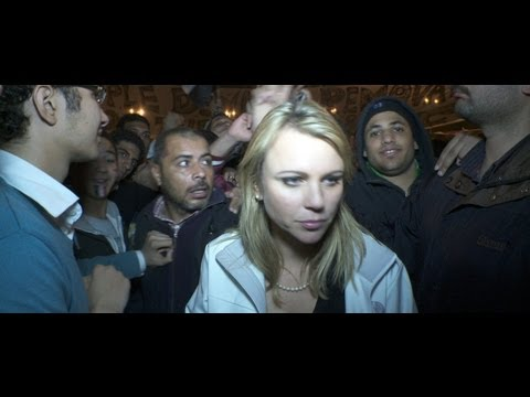 Lara Logan Sexually Assaulted in Egypt, Horrible Reactions & Cover Ups