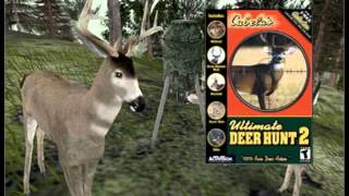 Cabelas Ultimate Deer Hunt 2 Menu Soundtrack