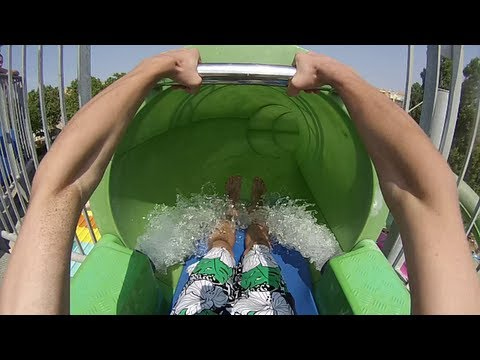 Water Park GoPro