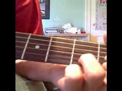 easy sweet home alabama guitar tutorial