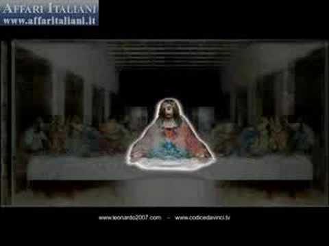 Leonardo ei misteri dell'ultima cena