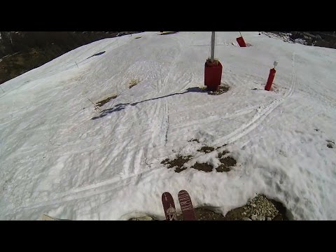 GoPro Line of the Winter: Tom Lesuire - France 4.25.15 - Snow