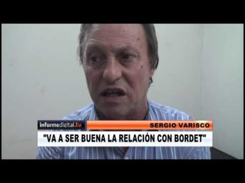 <b>Macri Presidente.</b> Varisco destac� �una gran voluntad de cambio� en Entre R�os