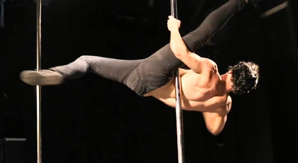 Mr Pole Dance 2013 THAT POLE GUY