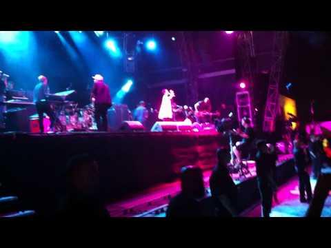 Lauryn Hill - Killing me softly @ Openair Frauenfeld 2012