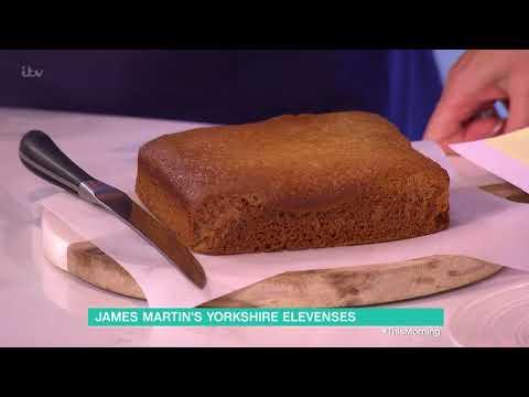 James Martin's Yorkshire Parkin   This Morning