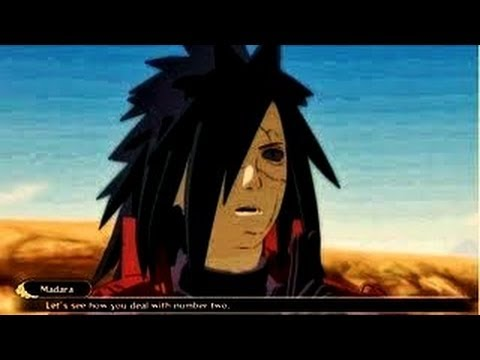 Madara Uchiha Summoned | Five Kages Gathered | Madara vs Five Kages : Naruto Shippuden Storm 3