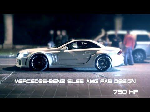 1/4 mile: Ferrari 599, Nissan GT-R R800, Mercedes SL65 AMG, Evolution ARS
