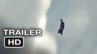 Man of Steel Official Teaser Trailer - Superman Movie - Russell Crowe V.O. (2013) HD