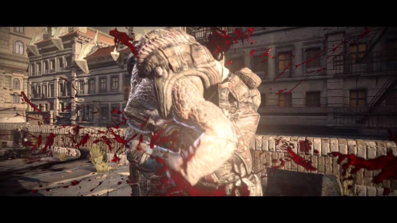 Official Gears of War: Judgment Launch Trailer