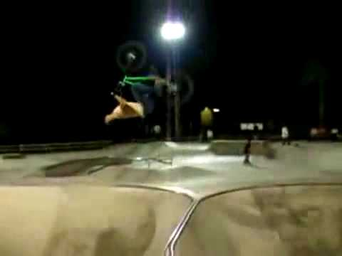 BMX Backflip Fail -wBJNIThyy6w
