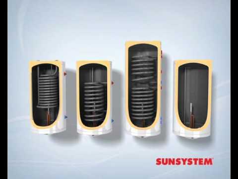 Бойлеры Sunsystem