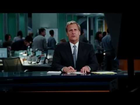 "The Newsroom Season 1: ""Changed Man"" Trailer"