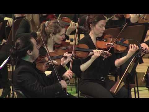 Beethoven Prometheus, Stravinsky Dumbarton Oaks / Eduardo Portal Conductor, WDR Funkhausorchester Köln