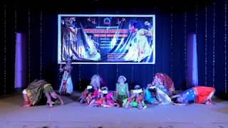 Classical dance by our kids of Nagercoil branch