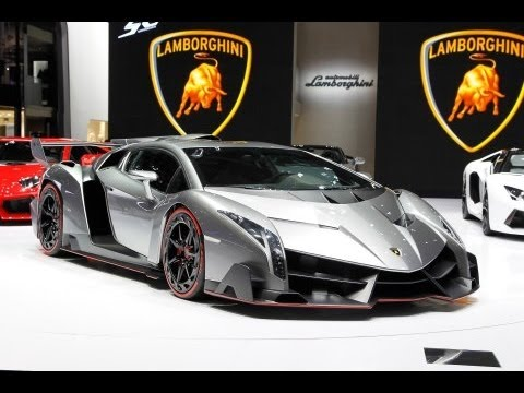 Geneva Motor Show 2013 - Ferrari, McLaren, Lamborghini, Alfa Romeo, Rolls-Royce