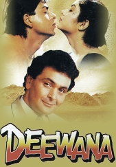 Deewana - full length bollywood movie with subtitles
