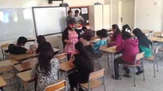 New Harlem Shake &#8211; Dubai Classroom