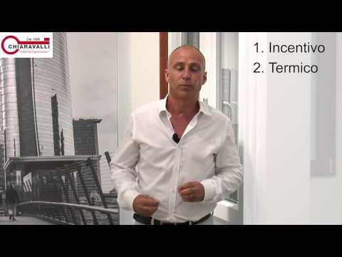 6 BUONI MOTIVI PER CAMBIARE GLI INFISSI - Video - Chiaravalli dal 1908