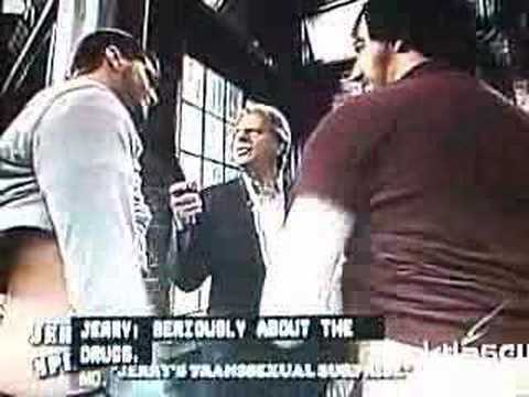 Jerry Springer (Jerry's Transsexual Surprise)-- Part2