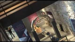 La Casa de la Moneda de Segovia acoge la exposición Puentes Arco en España