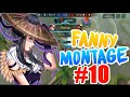 Too Fast Too Furious | Fanny Montage #10 | Mobile Legends Bang Bang
