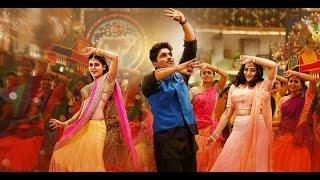 Allu Arjun's S/o Satyamurthy -Theatrical Trailer