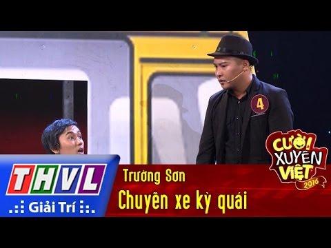 THVL | Cười xuyên Việt 2016 – Tập 3: Chuyến xe kỳ quái – Trường Sơn