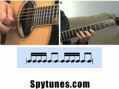Chromatic Guitar Exercise Spyder 21