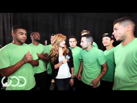 ABDC Season 7 Episode 9 semifinals - Chachi interviews Elektrolytes