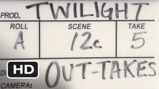 Twilight Outtakes - Behind The Scenes PARODY (2012) Kristen Stewart Movie HD