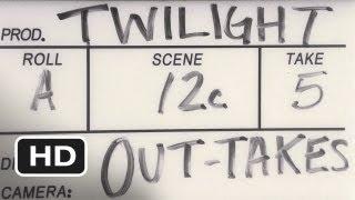 Twilight Outtakes - Behind The Scenes PARODY (2012) Kristen Stewart Movie HD