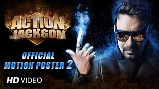 Action Jackson - 2nd Official Motion Poster