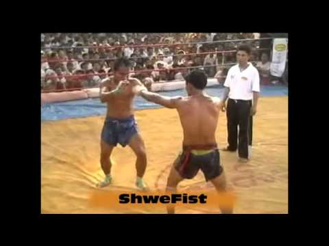 Myanmar Lethwei, Win Tun vs. Aung Zaya