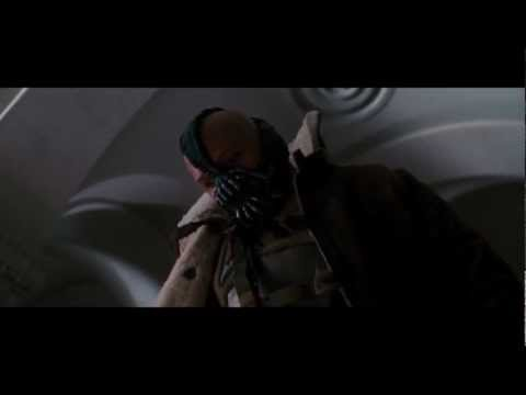 The Dark Knight Rises - Bane Kills Captain Jones (HD)