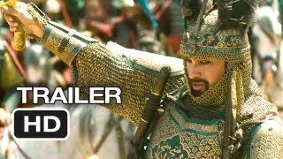 The Physician (Der Medicus) Official Trailer (2013) - German Movie HD