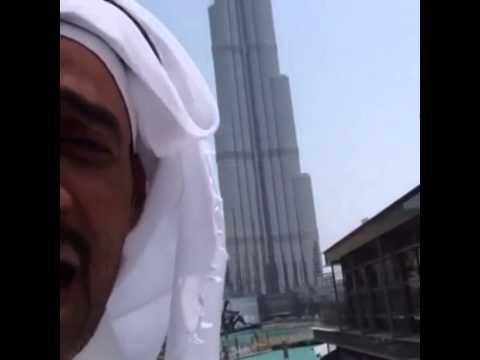 فيديو : شاهد سبب رفض مصري شراء شقة في برج خليفة !.. مضحك