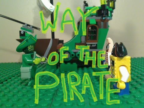 Lego Spongebob Episode 60: Way of the Pirate