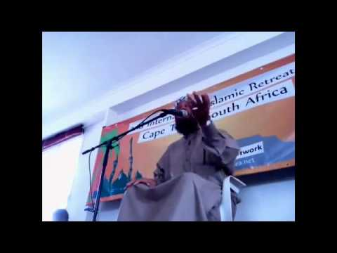 Post-Modern Slavery & Oppression - Shaykh Imran Hosein  2nd International Islamic Retreat 2011
